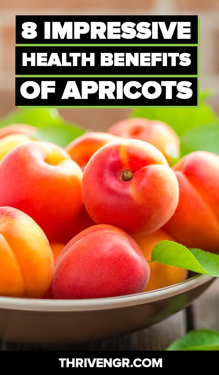 impressive health benefits apricon
