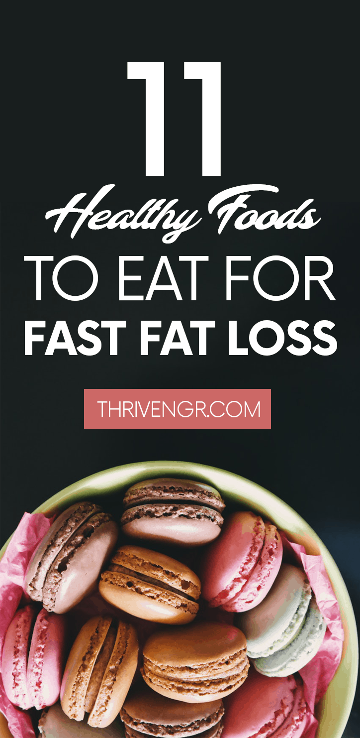 healthy foods to eat for fat loss
