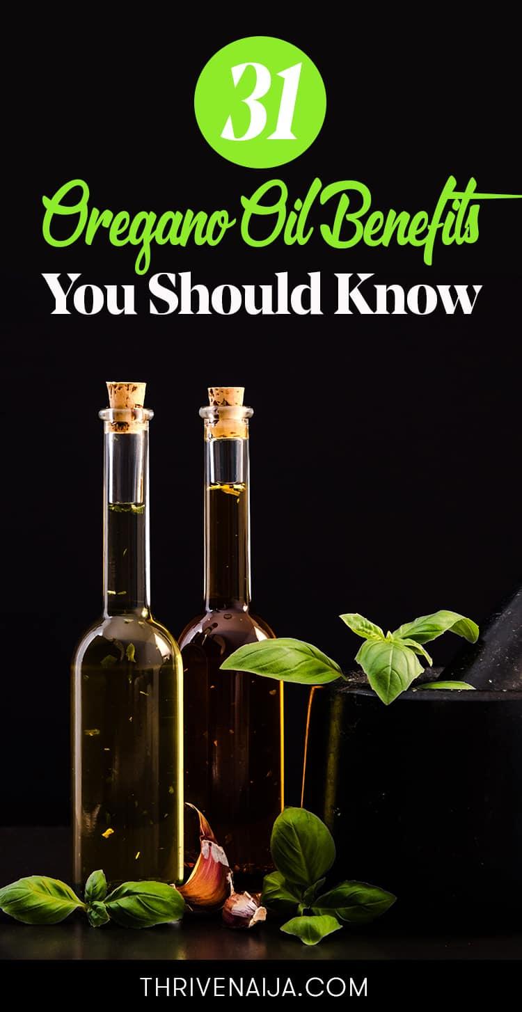 oregano oil benefits