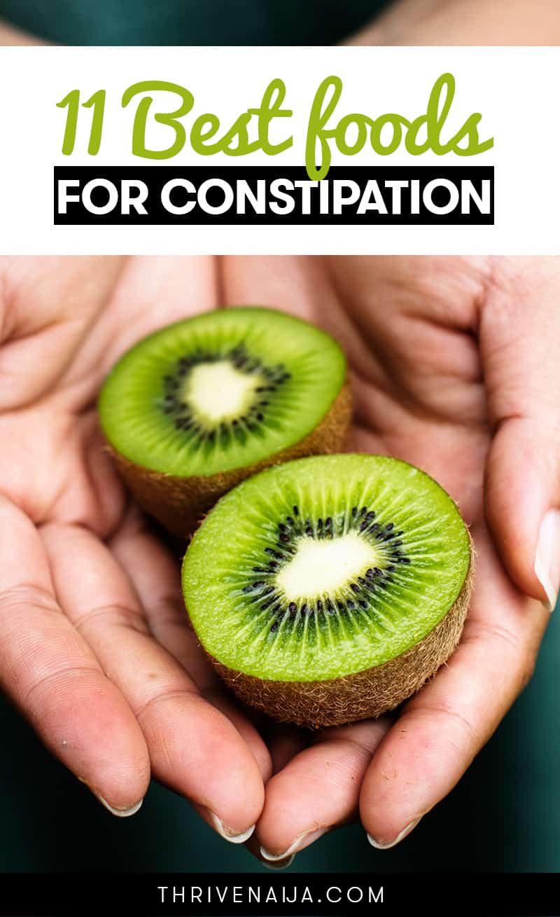 11 Best Remedies (Foods) For Constipation