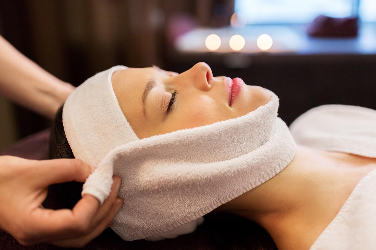 steam massage skin care hacks