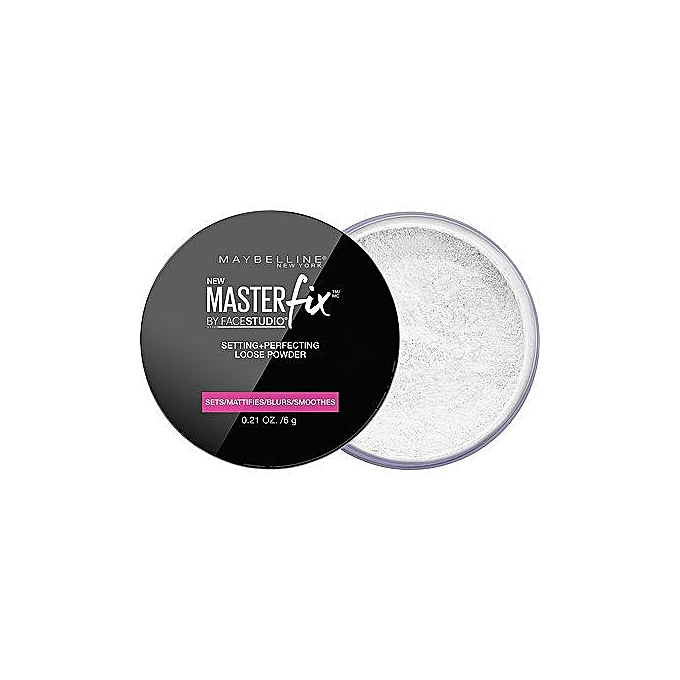Maybelline Fix Loose Transluscent Powder