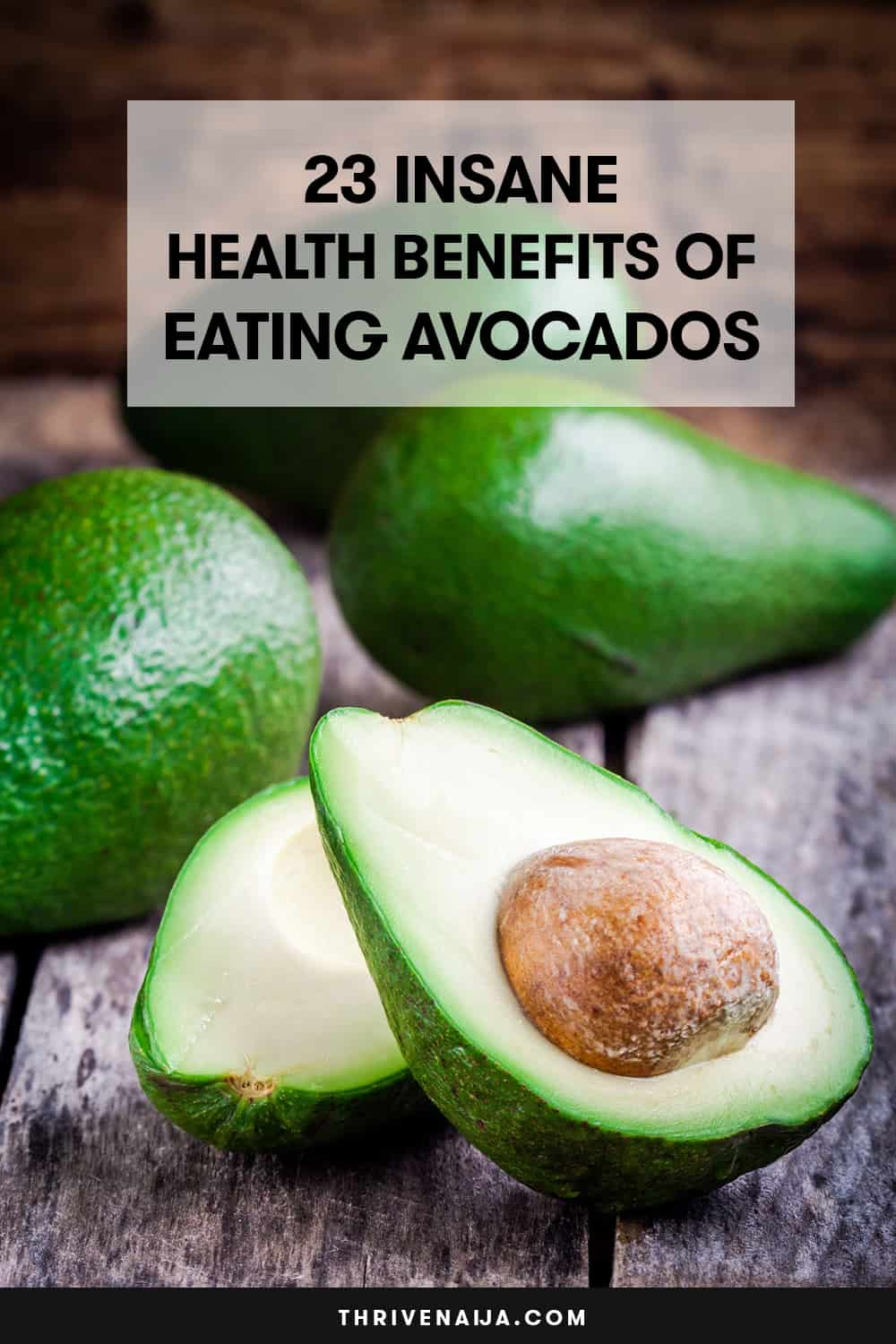 health benefits of avocados