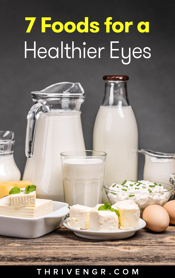 diary foods for healthier foods