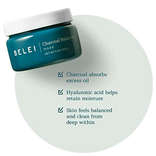 Belei Charcoal Balancing Mask