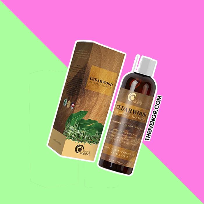 Cedarwood Anti-Dandruff Shampoo