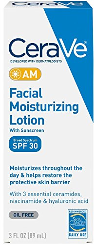 Cera Ve A.M facial moisturizing Lotion SPF 30