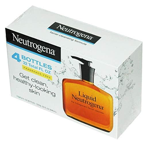 Neutrogena Fragrance Free Liquid Neutrogena