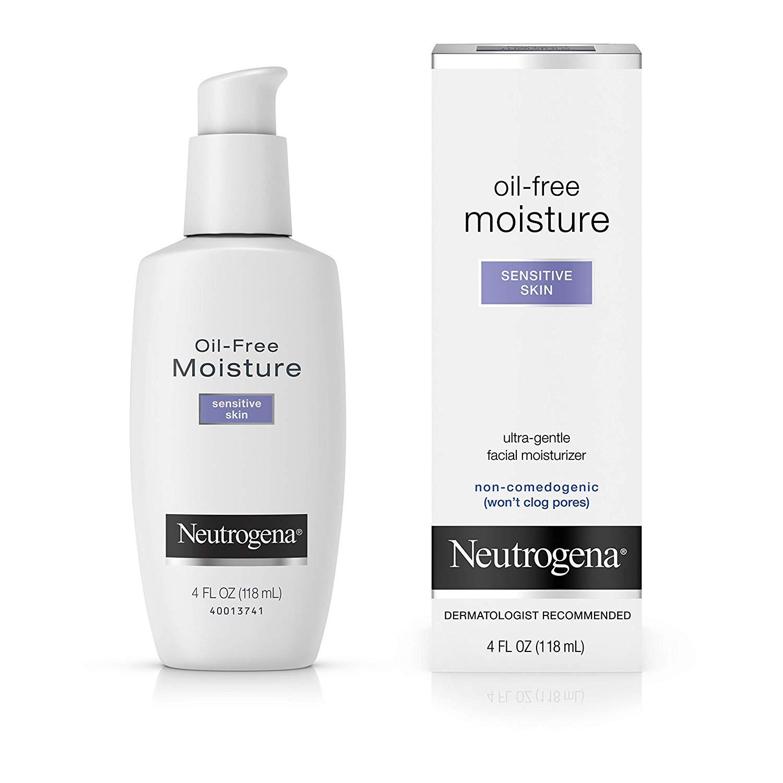Neutrogena oil- free moisturizer