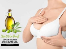 olive oil to firm the breast, does it work?