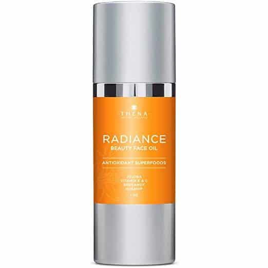 Organic Anti-aging Face Oil Serum With Vitamin C