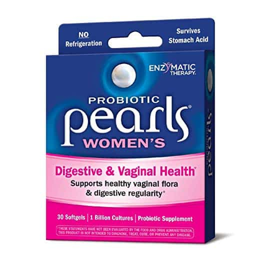 Probiotic Pearls Once Daily Women's Probiotic Supplement