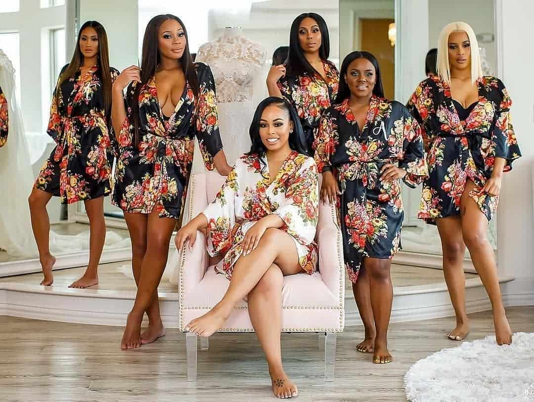 13 Bridal Shower Pictures You And Your Gals Can Copy Thrivenaija