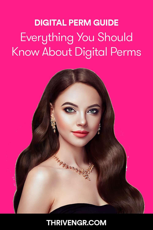 digital perm inspiration