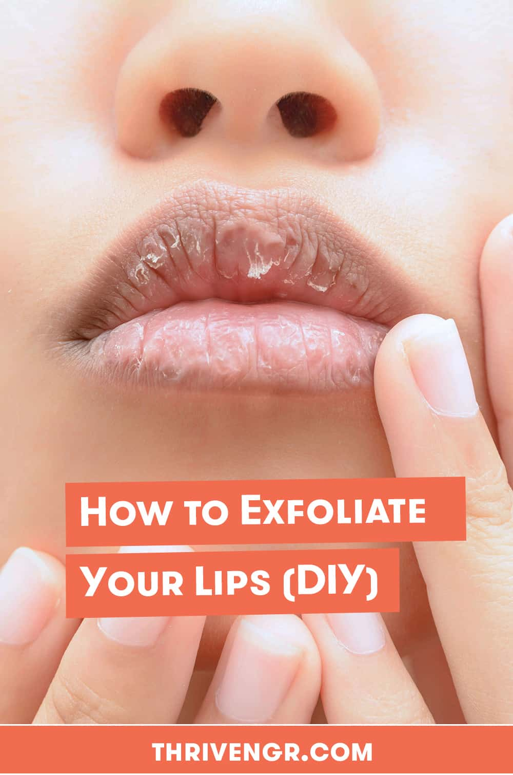 how to exfoliate your lips