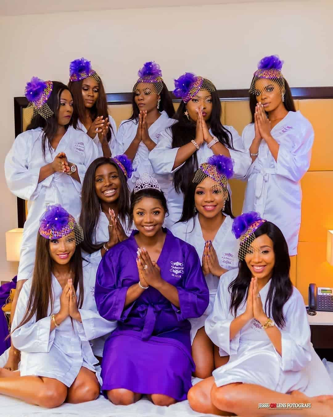 13 Bridal Shower Pictures You And Your Gals Can Copy | ThriveNaija