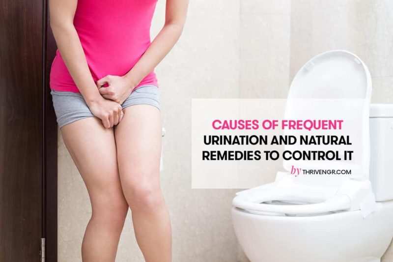 causes of frequent urination