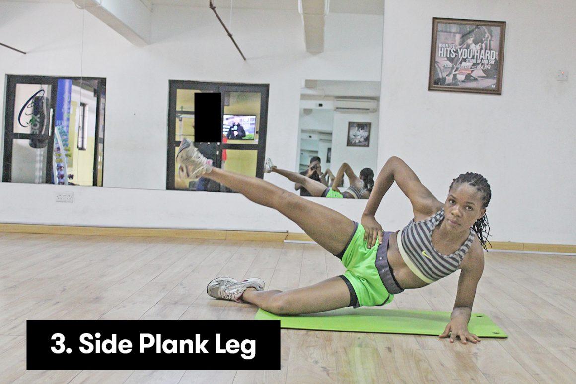 Side-Plank-Leg-Raise