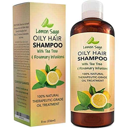 Volumizing Shampoo For Oily Hair