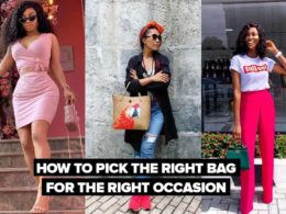 picking the right bags for the right occasion