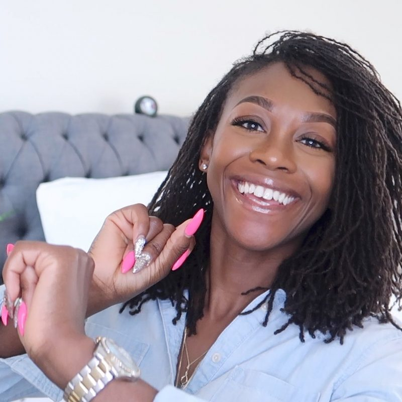 how to transition your relaxed hair