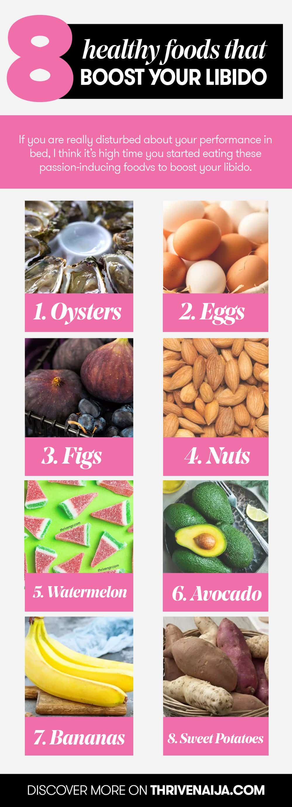 libido boosting foods to boost your sex drive [infographic]