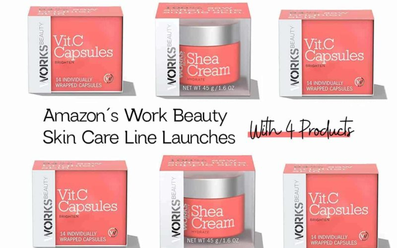 work beauty launches