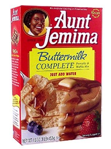 Aunt Jemima Complete Buttermilk Pancake & Best Waffle Mix