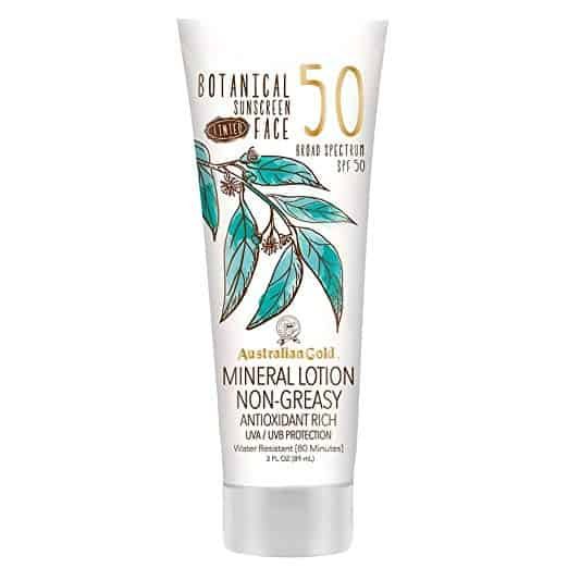 Australian Gold Botanical Sunscreen