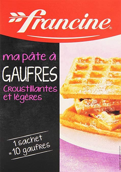 Francine Waffle Mix