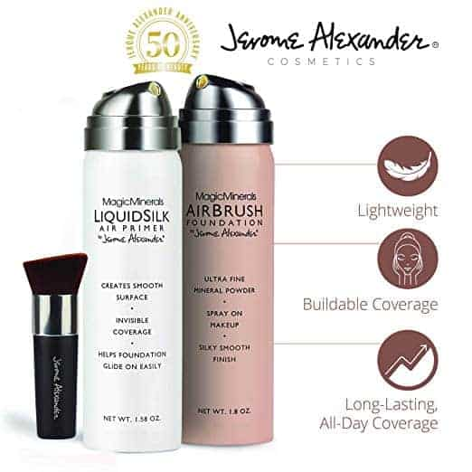 Jerome Alexander Airbrush Foundation