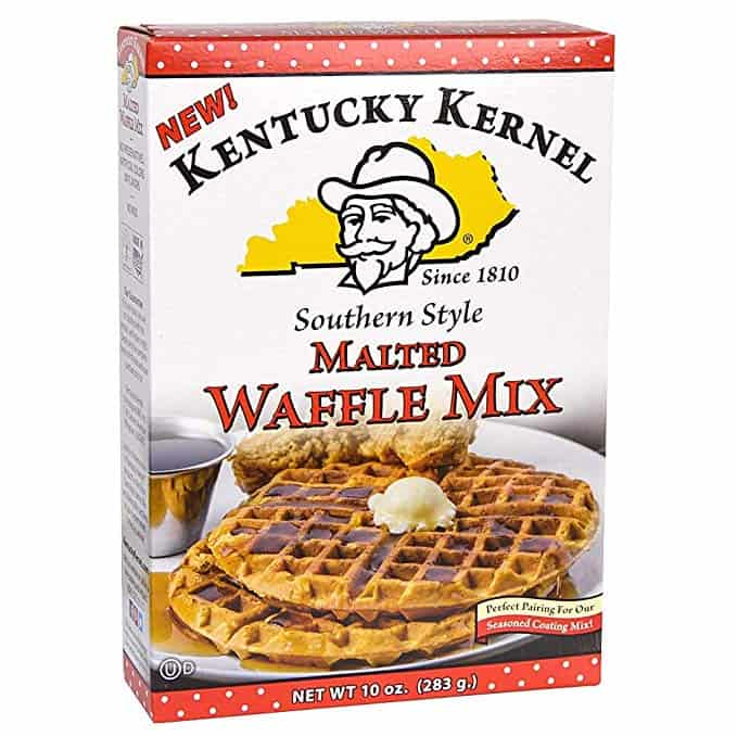 Malted Waffle Mix