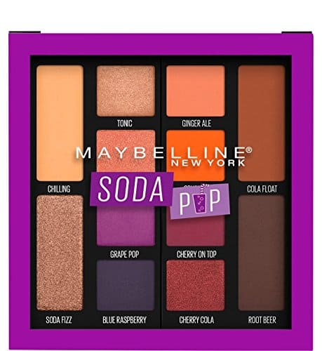 Maybelline New York Eyeshadow Palette Makeup