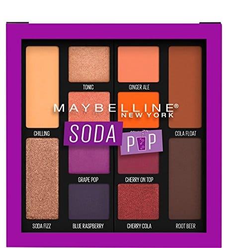 Maybelline New York Eyeshadow Palette Makeup