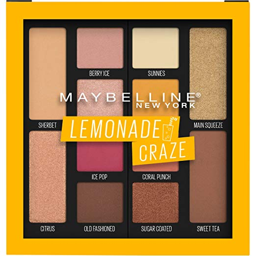 Maybelline New York Eyeshadow Palette
