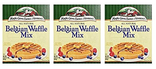 Maple Grove Farms All Natural Belgian Waffle Mix