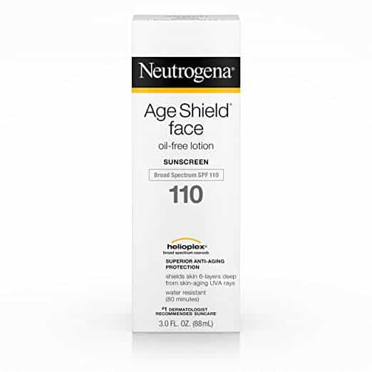 Neutrogena Age Shield Face Lotion Sunscreen