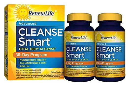 Cleanse smart supplement