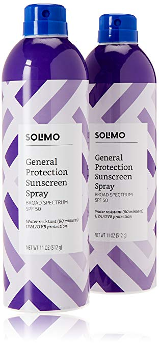 Solimo General Protection Continuous Sunscreen