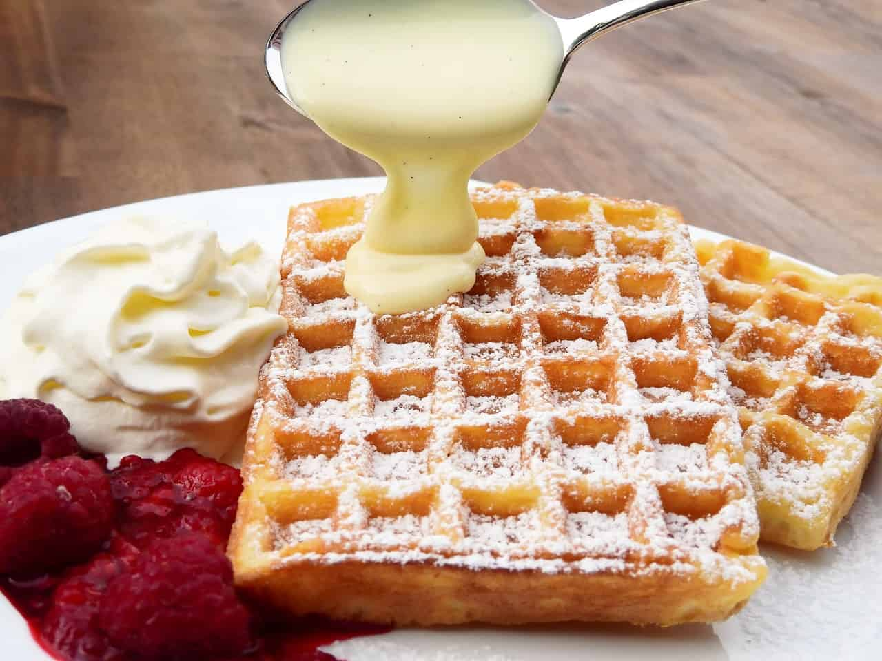 best waffle toppings