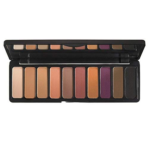 e.l.f. Mad for Matte 2 Eyeshadow Palette Summer Breeze