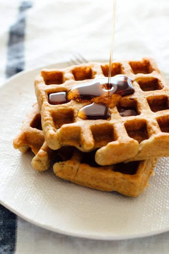 gluten waffle
