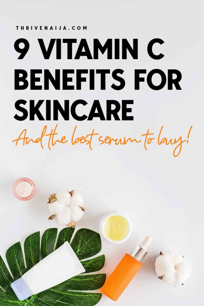vitamin c serum benefits for skincare