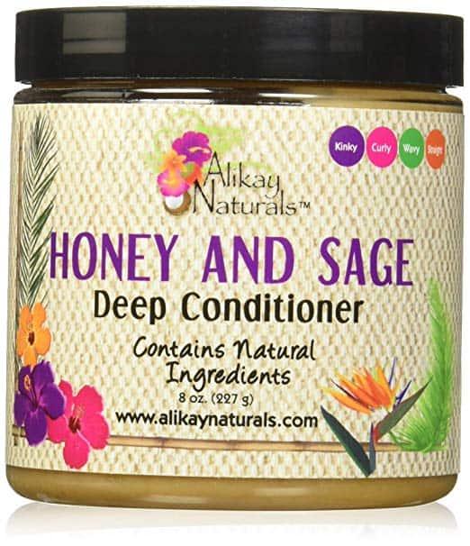 Alikay Naturals Hny/sage Deep Cond