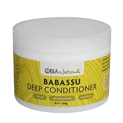 OBIA Naturals Babassu Deep Conditioner