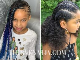 braid hairstyles for little girls