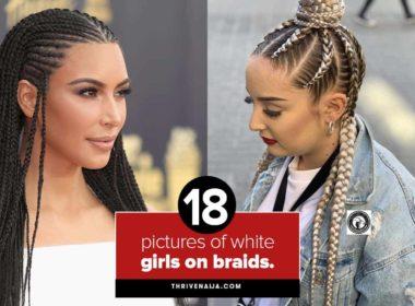 braids on white girls