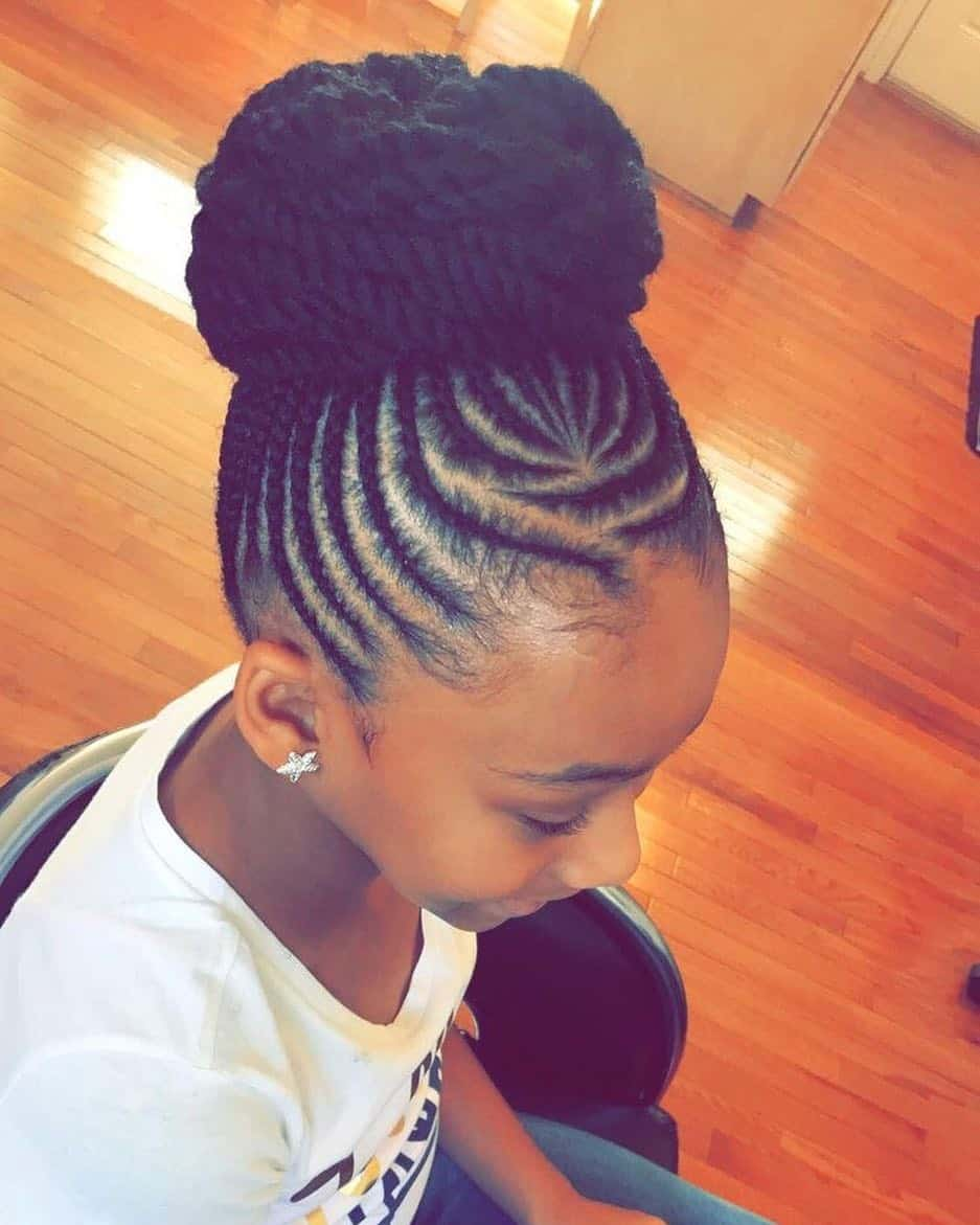 21 Braid Hairstyles For Little Girls That Will Make You