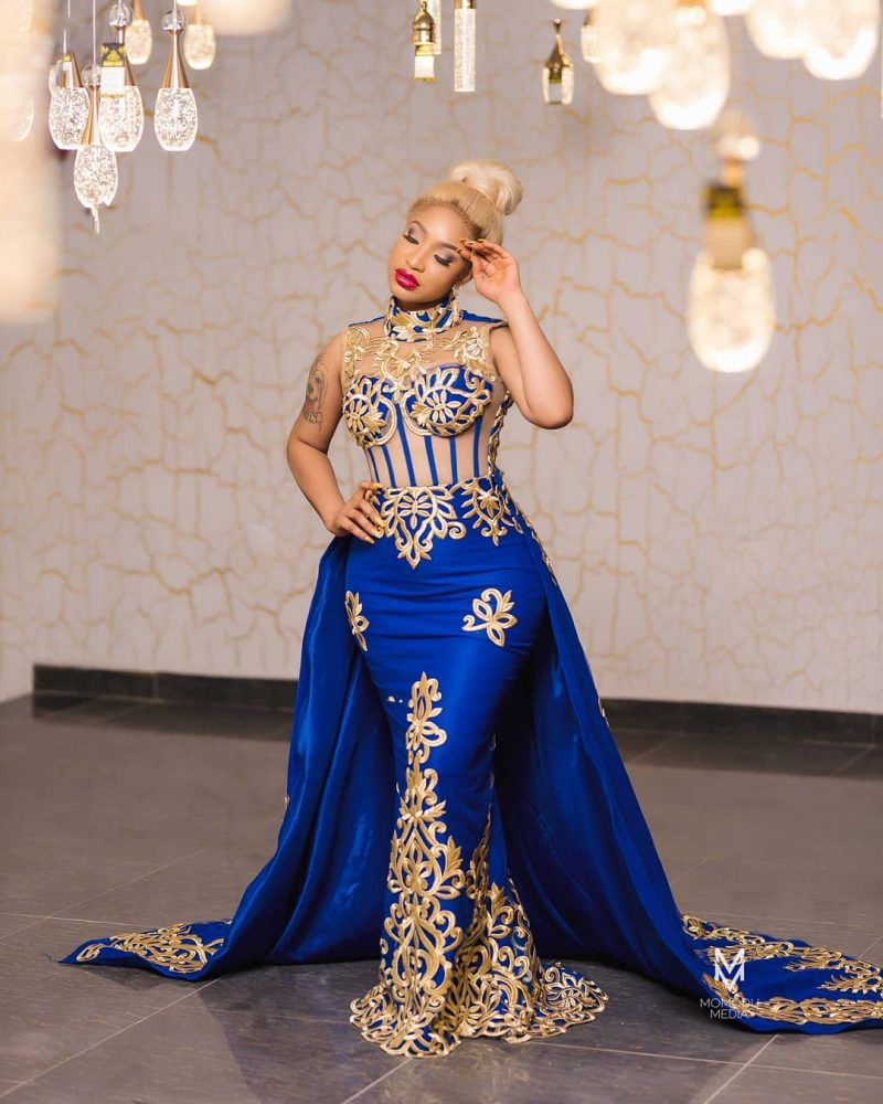 tonto dikhe stunning outfit