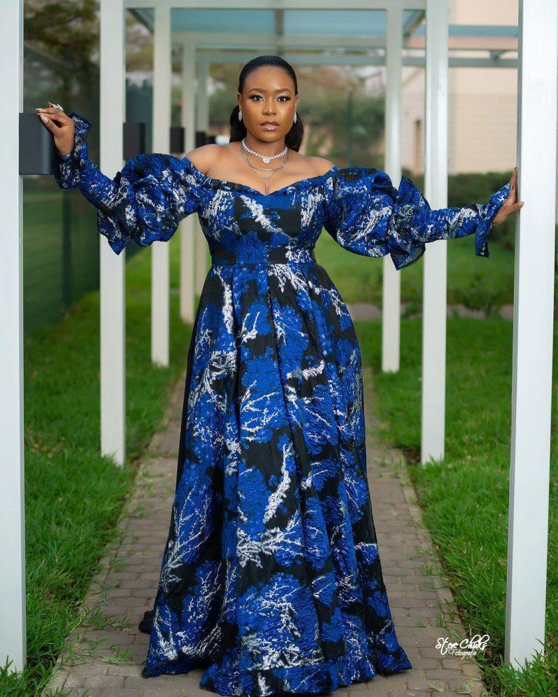 Mimi Onalaja's Wedding styles